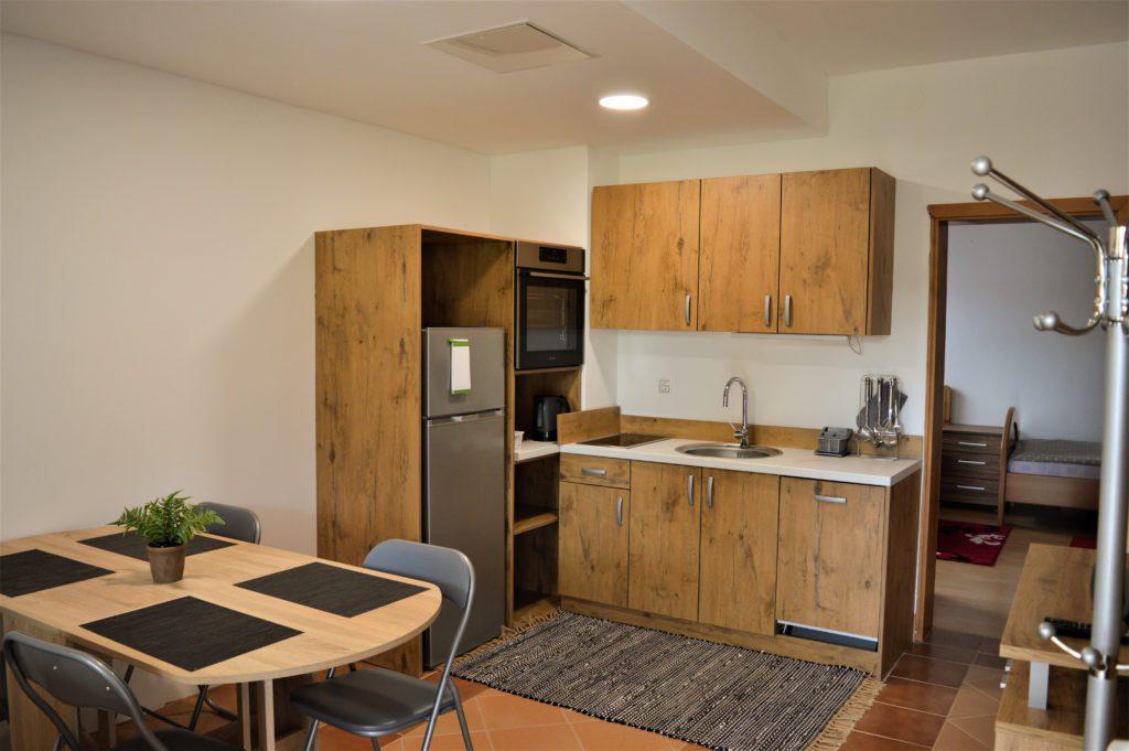 Apartmaji Natura Kolpa